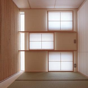札幌の和風のおしゃれな住まいの写真