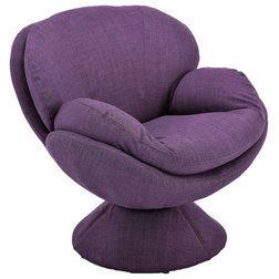 Contemporary Armchairs And Accent Chairs by MAC MOTION CHAIRS