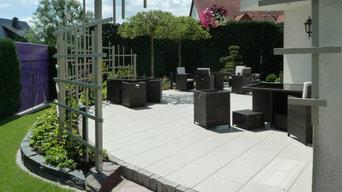 Gartenplanung Familie T