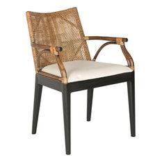 Gianni Arm Chair, Brown