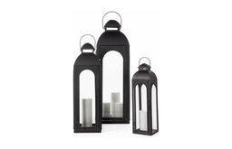Contemporary Candleholders