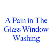 A Pain in the Glass Window Washing's photo