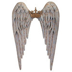 IMAX Worldwide Home - Ella Wing Wall Decor - *Please Note*