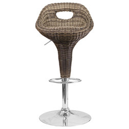 Tropical Bar Stools And Counter Stools by ergode