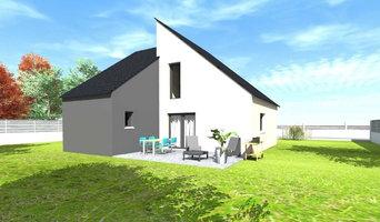 Nos maisons contemporaines 3D