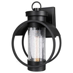 Transitional Outdoor Wall Lights And Sconces by Globe Electric