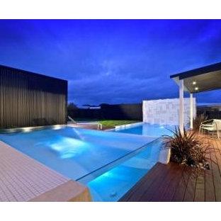 Edgeless Pool | Houzz