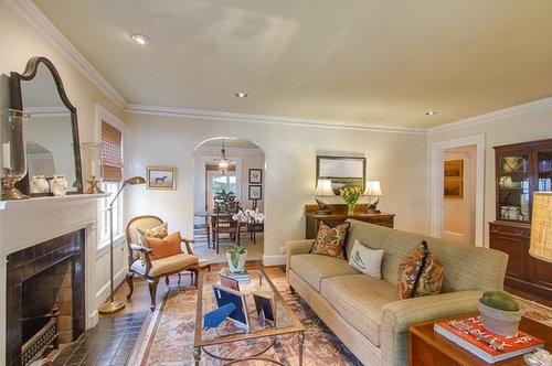 Turning Formal Living Room Into Dining Room