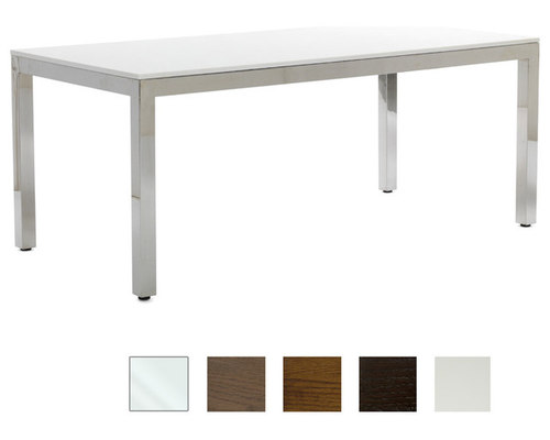MG+BW Classic Parsons Rectangle   Dining Tables Part 82