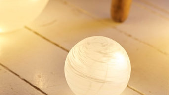 Fairy Lights in a sphere