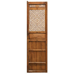 Antique door panel asian interior doors by china for Asian furniture westmont il