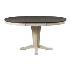"""A-America Huron 42"""" Table With 1 - 18"""" Leaf"""