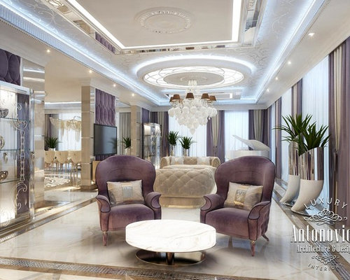 Luxury Interior Design Dubai From Katrina Antonovich