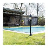 Outdoor Pole Anna 110 Black