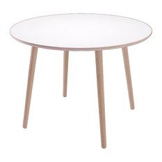 Kalstad Solid Oak Dining Table