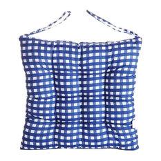 Floor Pillow Cushion Tatami Chair Cushions Chair Pads 38x38cm, B