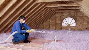 Attic Cleaning & New Insulation Services
