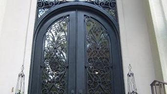 Iron Door Projects