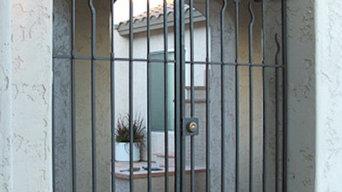 Gates, Doors & Railings