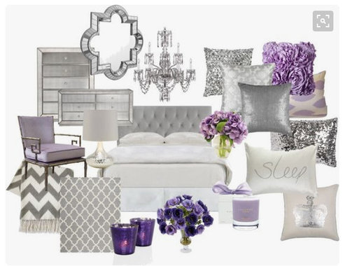 Should I Go With Lavender Or Grey Curtains