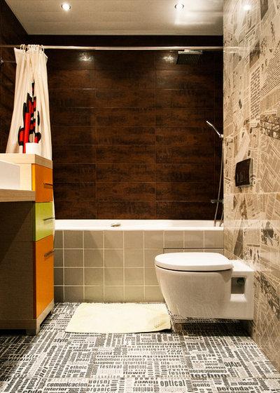 Ванная комната by Нина Фролова