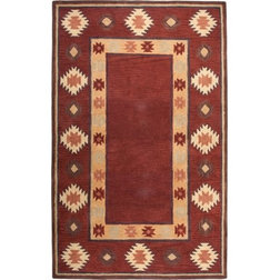 Southwestern Area Rugs By Buildcom