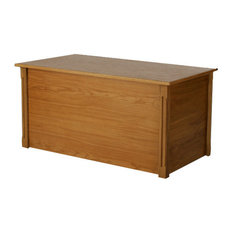 Oak Toybox And Chest