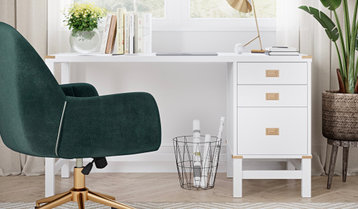 Upholstered Office Chairs