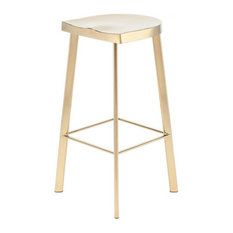 Icon Counter Stool - Gold