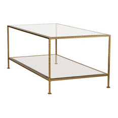 Most Popular Gold Coffee Table Ideas Houzz for 2018 Houzz