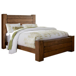 Transitional Panel Beds by Progressive Furniture