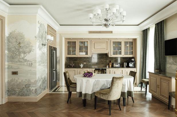 Современная классика Кухня by Восход-это красиво
