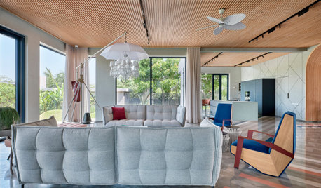 Hosur Houzz: This Holiday Home is Très Chic