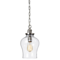 Industrial Pendant Lighting by Edvivi