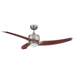 Transitional Ceiling Fans by Kendal Lighting