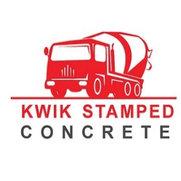 Kwik Stamped Concrete's photo