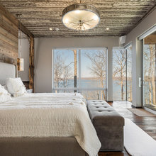 Interior Wood Wall and Ceiling Paneling