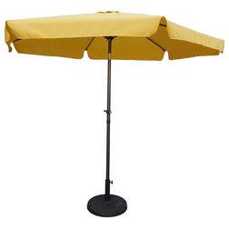 Traditional Outdoor Umbrellas by International Caravan