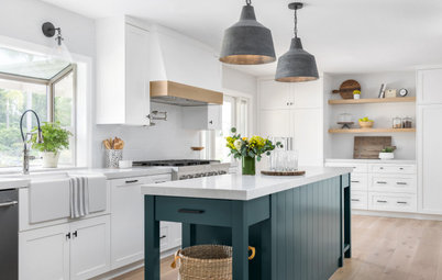 Where to Put Your Sink and Cooktop