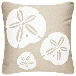 Beach Style Outdoor Cushions And Pillows by Wabisabi Green