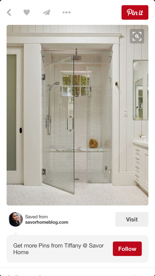 Ordinaire Question Re Bench In 3x5 Shower