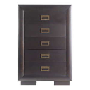 New York Ash Wood Chest of Drawers