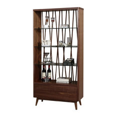 bh furniture anthrop display cabinet china cabinets and hutches