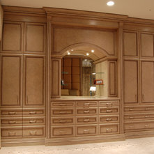 Traditional Closet by BW Interiors