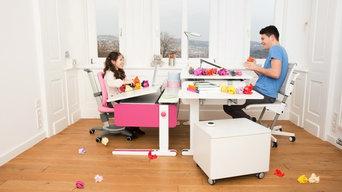 Мебель Moll в интерьере