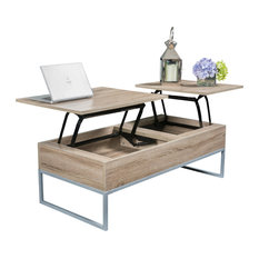 Contemporary coffee tables houzz for Coffee tables homesense