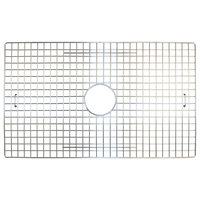 "29"" x 17.5"" Bottom Grid, Stainless Steel"