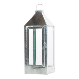 Skagen Maxi Lantern, Galvanised Steel
