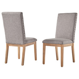 Transitional Dining Chairs by Inspire Q