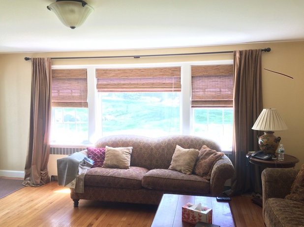 A Calm, Comfortable Family Room For Family and Friends to Enjoy